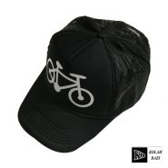 کلاه پشت تور دوچرخه ای