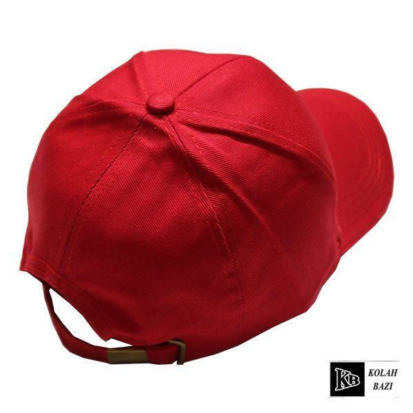 کلاه لبه دار بیسبالی قرمز