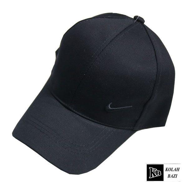 کلاه بیسبالی لبه دار مشکی