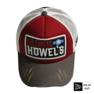 کلاه پشت تور مدل قرمز