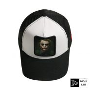 کلاه پشت تور مدل جوکر سفید