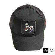 کلاه پشت تور مدل joker مشکی