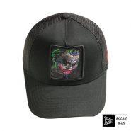 کلاه پشت تور مدل مشکی joker