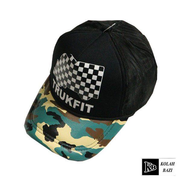 کلاه پشت تور طرح دار
