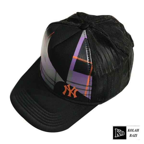 کلاه پشت تور دار مشکی