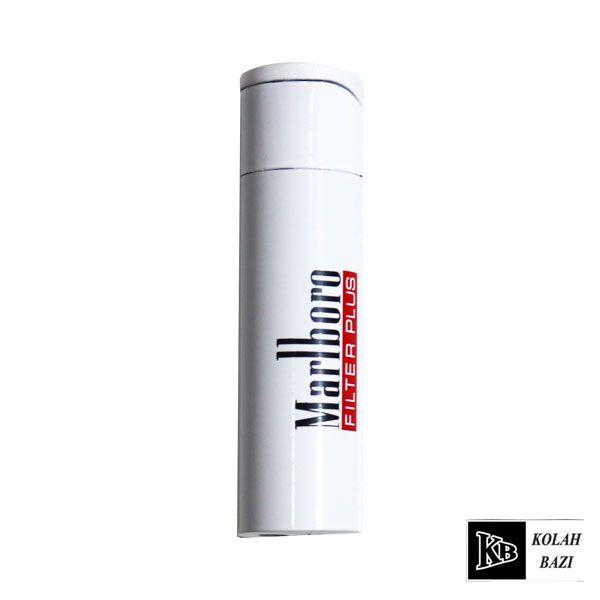 فندک گازی قرمز ماربارو سفید
