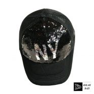 کلاه گشت تور پولکی مشکی