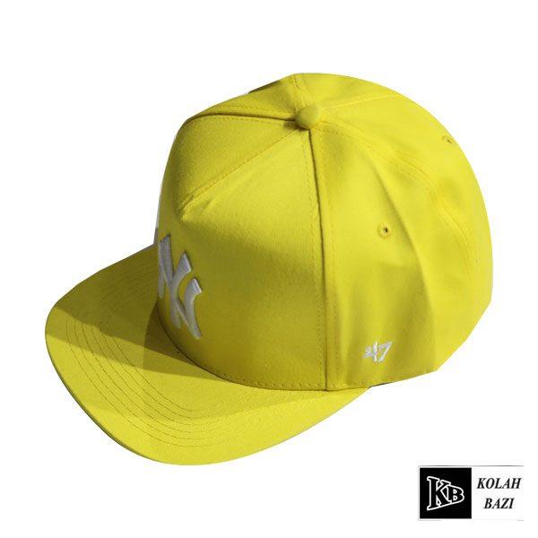کلاه کپ بسکتبالی زرد