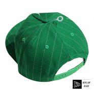 کلاه کپ سبز راه راه
