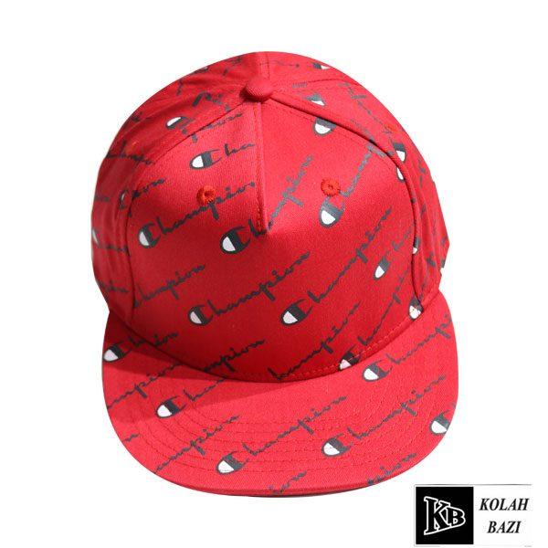 کلاه کپ طرح دار قرمز