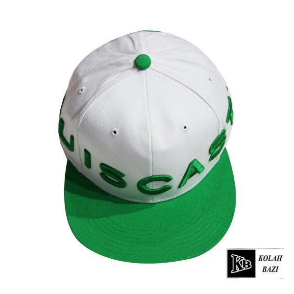 کلاه کپ سبز سفید