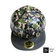 کلاه کپ مدل پلنگی چرم