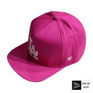 کلاه کپ la بنفش