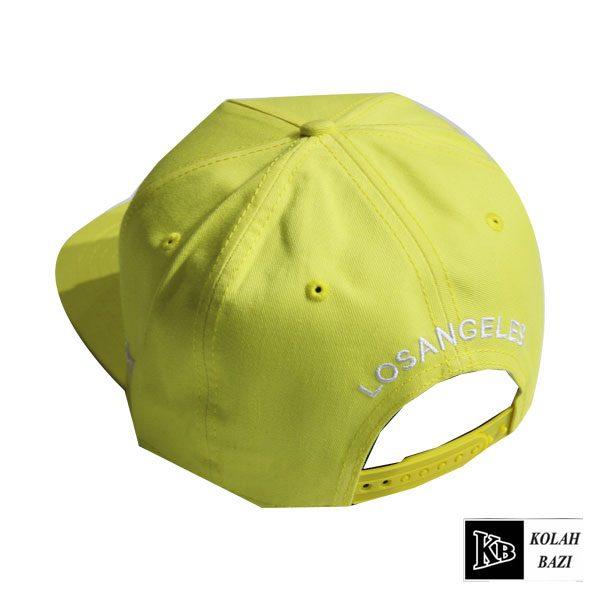 کلاه کپ la زرد