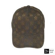 کلاه بیسبالی قهوه ای سوخته