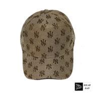 کلاه بیسبالی قهوه ای روشن