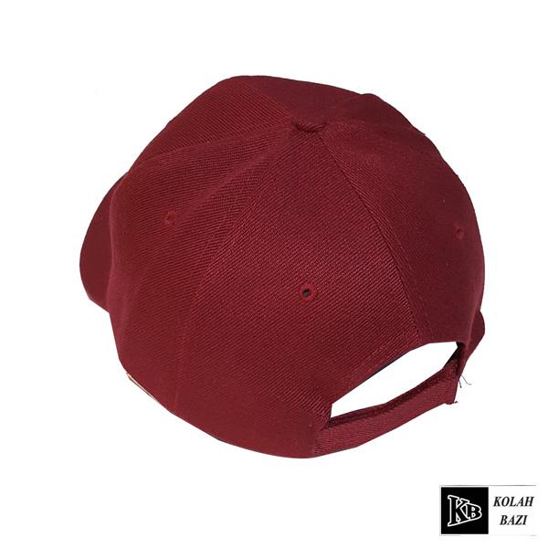 کلاه بیسبالی زرشکی