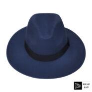 کلاه شاپو آبی