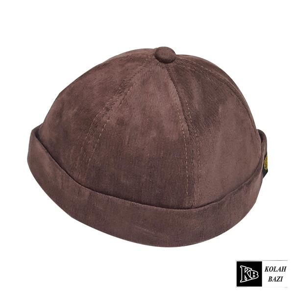 کلاه لئونی قهوه ای سوخته