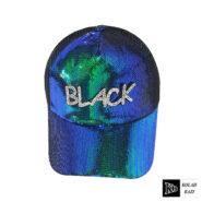 کلاه پشت تور هفت رنگ