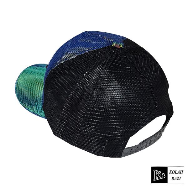 کلاه پشت رنگی