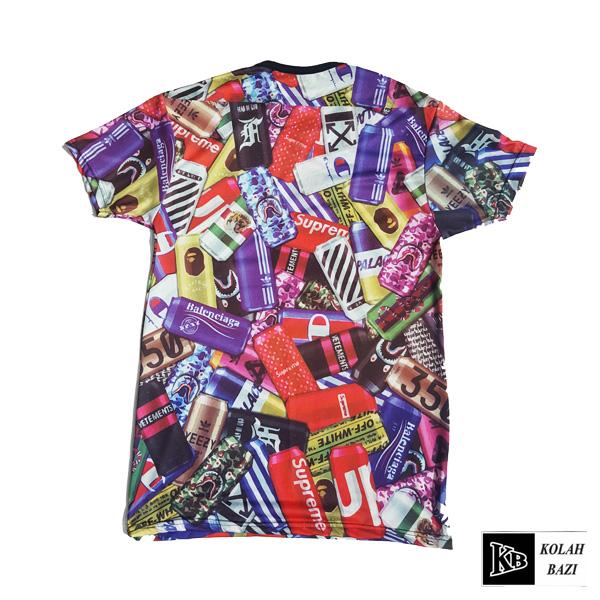 تی شرت رنگی