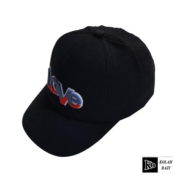 کلاه بیسبالی بچه گانه مشکی