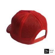 کلاه پشت تور عقرب قرمز