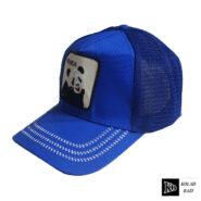 کلاه پشت تور پاندا آبی