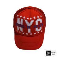 کلاه پشت تور بچه گانه قرمز