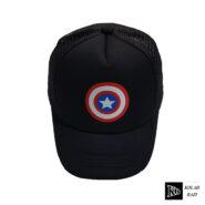 کلاه پشت تور بچه گانه مشکی