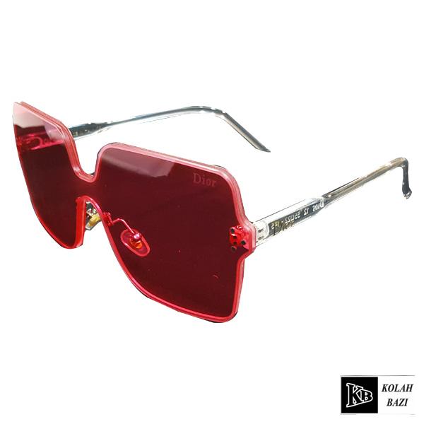 عینک دودی قرمز