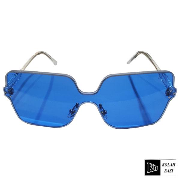 عینک دودی آبی