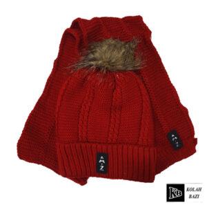 شال و کلاه قرمز