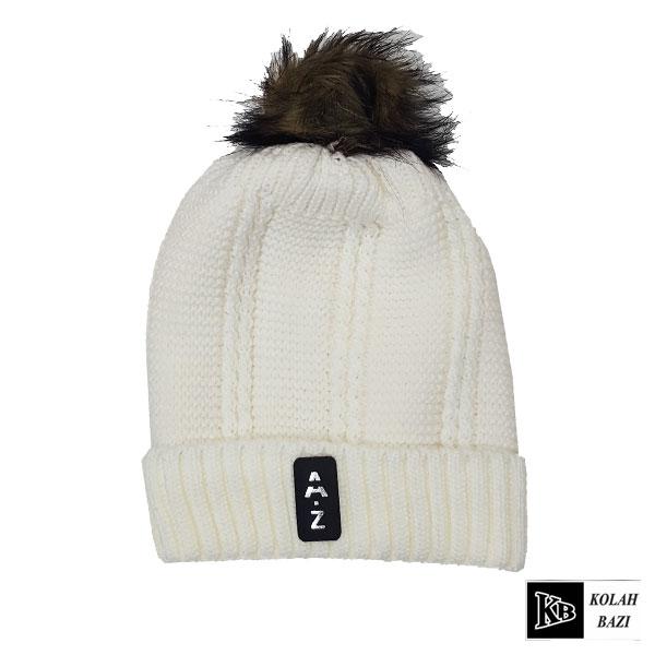 شال و کلاه سفید