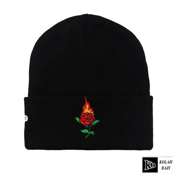 کلاه بافت مشکی