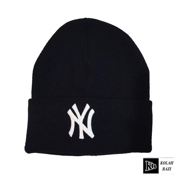 کلاه تک بافتنی مشکی