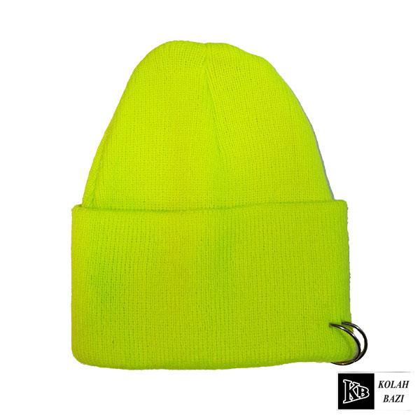 کلاه تک بافتنی فسفری