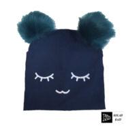 کلاه پارچهای زمستانه بچه گانه