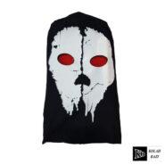 اسکارف مشکی چهره