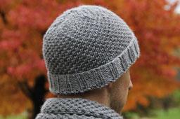 کلاه بافت و استایل