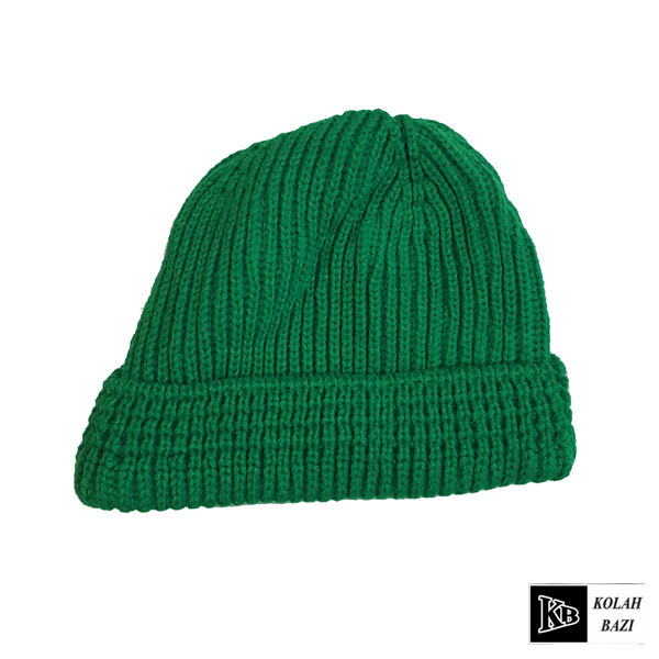 کلاه لئونی بافت سبز
