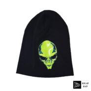 کلاه تک پارچه ای مشکی