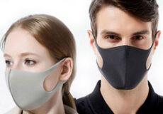 Types of fabric masks