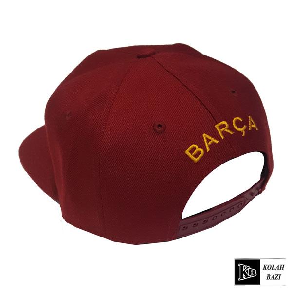 کلاه کپ قرمز بارسلونا