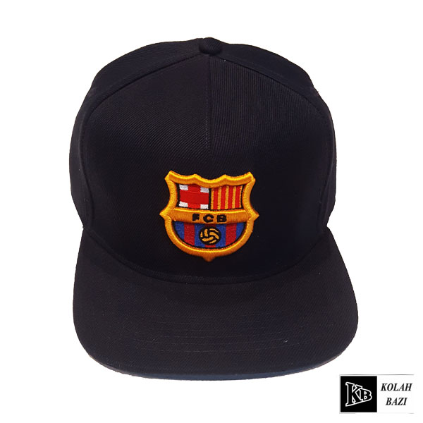 کلاه کپ مشکی بارسلونا