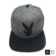 کلاه کپ طوسی