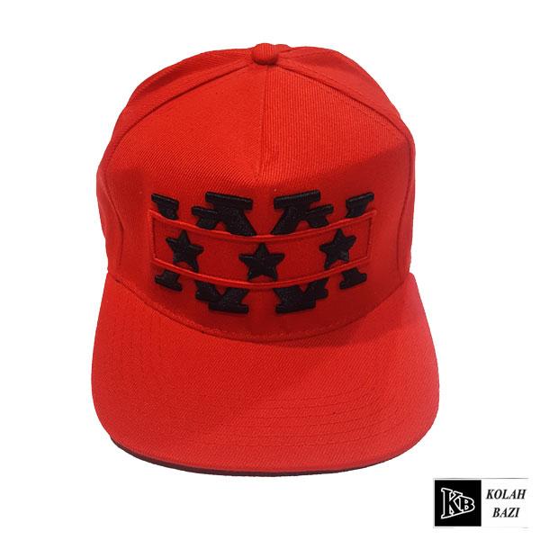 کلاه کپ قرمز مشکی