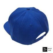 کلاه کپ آبی ساده