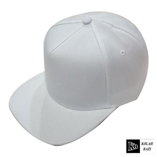 کلاه کپ سفید ساده